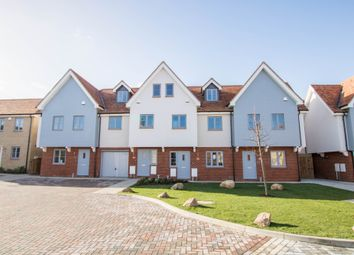 Thumbnail 2 bed terraced house for sale in Mill View, London Road, Great Chesterford, Saffron Walden