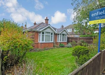 Thumbnail 2 bed detached bungalow for sale in Stoddart Avenue, Southampton