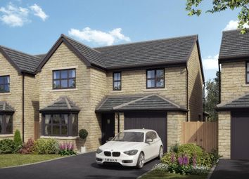 Thumbnail 4 bed detached house for sale in The Oakhill, Sycamore Walk, Clitheroe