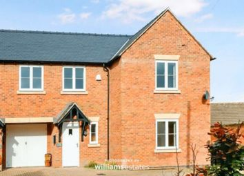 Thumbnail 4 bed semi-detached house for sale in Frog Lane, Holt, Wrexham