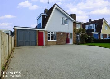 Thumbnail 4 bed detached house for sale in Spruce Avenue, Ormesby, Great Yarmouth, Norfolk