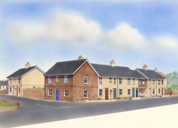 Thumbnail 3 bed semi-detached house for sale in Hempfield Place, Littleport, Ely