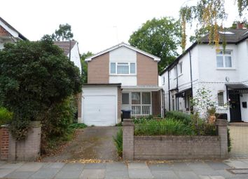 Thumbnail 3 bed detached house for sale in Chase Court Gardens, Enfield