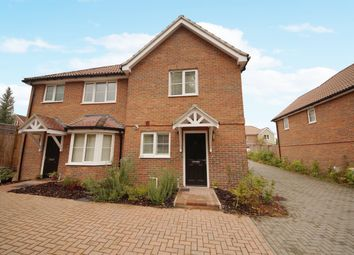 Thumbnail 2 bedroom semi-detached house for sale in Kelvin Close, Old Basing, Basingstoke