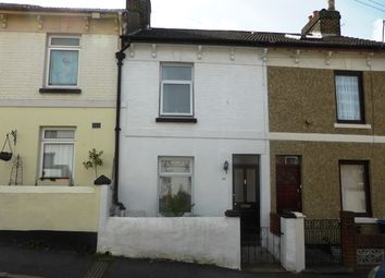 Thumbnail 2 bed terraced house for sale in Victoria Street, Dover