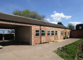 Thumbnail 4 bed barn conversion for sale in Bolefield Farm Cottages, Bole, Retford