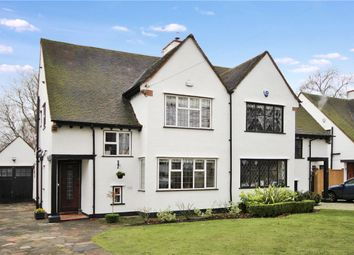 Thumbnail 3 bed semi-detached house for sale in The Covert, Petts Wood, Kent