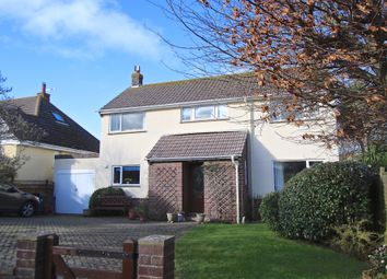 Thumbnail 4 bed detached house for sale in Vivian Park, Swanage