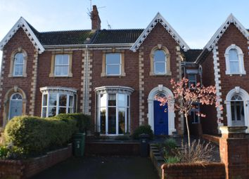 Thumbnail 4 bed terraced house for sale in Northfield, Bridgwater