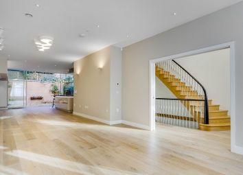 Thumbnail 5 bed terraced house for sale in Glenilla Road, Belsize Park, London. UK.