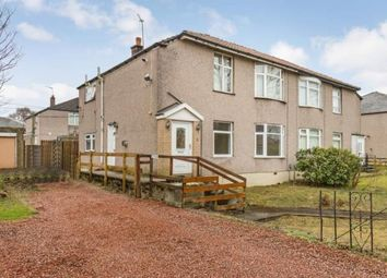 Thumbnail 3 bed cottage for sale in Montford Avenue, Rutherglen, Glasgow, South Lanarkshire