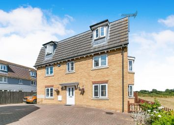 Thumbnail 4 bed detached house to rent in Park Road, St Osyth, Essex