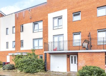 Thumbnail 3 bed town house for sale in Battle Square, Reading, Berkshire