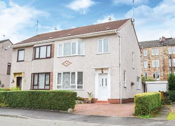 Thumbnail 3 bed semi-detached house for sale in Brenfield Avenue, Muirend, Glasgow