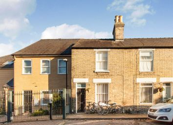 Thumbnail 2 bed end terrace house to rent in York Terrace, Cambridge