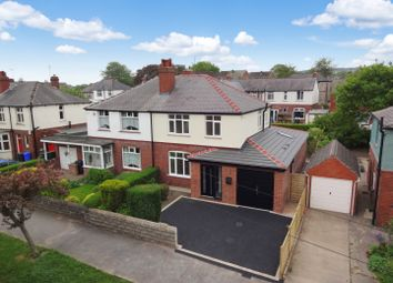 Thumbnail 3 bedroom semi-detached house for sale in Bents Green Road, Sheffield