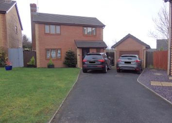 4 bed detached house for sale in Llys Cilsaig, Dafen, Llanelli SA14