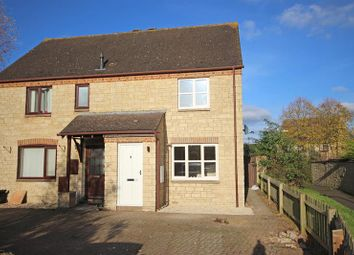 Thumbnail 2 bed semi-detached house for sale in Broadway Close, Witney