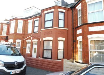 Thumbnail 5 bedroom terraced house for sale in Walpole Road, Great Yarmouth