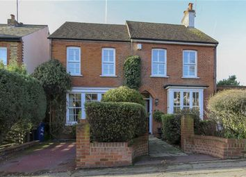 Thumbnail 4 bed detached house for sale in Hammers Lane, Mill Hill, London