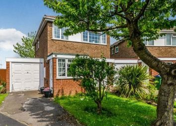 Thumbnail 3 bed detached house for sale in Shelton Close, Wednesbury