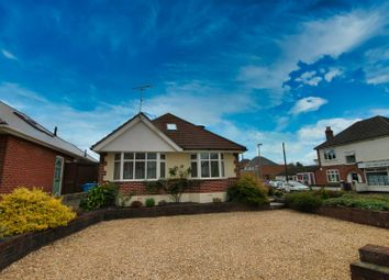 Thumbnail 3 bed detached bungalow for sale in Wingfield Avenue, Poole
