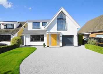Thumbnail 4 bedroom detached house for sale in Broadclyst Gardens, Thorpe Bay, Essex