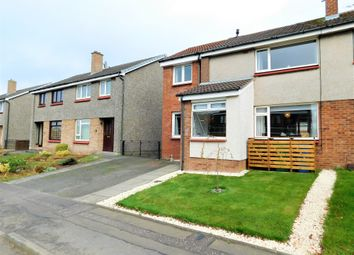 Thumbnail 4 bed semi-detached house for sale in 13 Broom Grove, Pitcorthie, Dunfermline