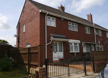 Thumbnail 3 bed semi-detached house for sale in North Ridge, Bedlington
