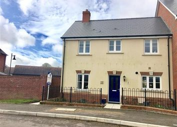 Thumbnail 3 bed semi-detached house for sale in Maple Road, Shaftesbury