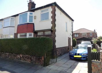 Thumbnail 3 bed semi-detached house for sale in St Andrews Avenue, Droylsden, Manchester