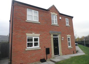 Thumbnail 3 bed semi-detached house to rent in Coral Close, Derby