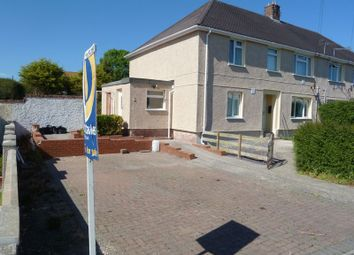 Thumbnail 2 bed flat for sale in Castle Road, Rhoose, Barry