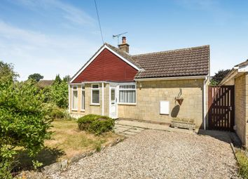 Thumbnail 4 bed detached bungalow for sale in Perrott Close, North Leigh, Witney