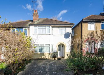 Thumbnail 2 bedroom maisonette for sale in Connell Crescent, Ealing