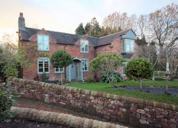 Thumbnail 3 bed property for sale in Offley Rock, Eccleshall, Stafford