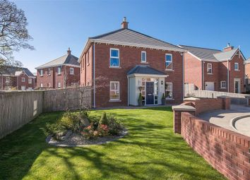 Thumbnail 4 bed detached house for sale in Millreagh Avenue, Dundonald, Belfast