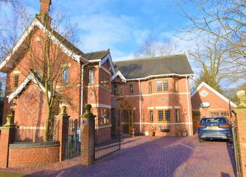 Thumbnail 6 bed detached house for sale in Blurton Priory, Blurton, Stoke-On-Trent