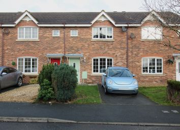 Thumbnail 3 bed terraced house for sale in Sandwell Avenue, Thornton-Cleveleys