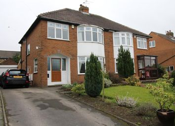 Thumbnail 3 bed semi-detached house for sale in Wynford Avenue, West Park, Leeds