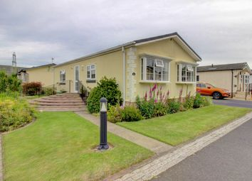 Thumbnail 2 bed mobile/park home for sale in Brewery Road, Wooler