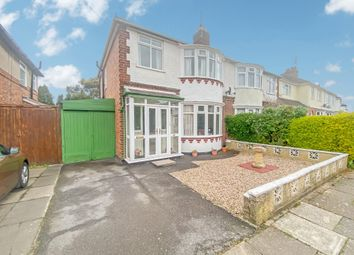 Thumbnail 3 bed semi-detached house for sale in Baldwin Road, Leicester, Leicestershire