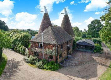 Thumbnail 5 bed detached house for sale in Pluckley, Ashford