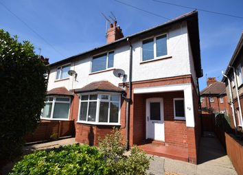 Thumbnail 3 bed semi-detached house for sale in Trinity Grove, Bridlington
