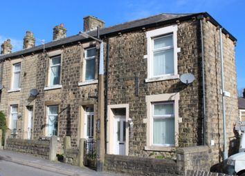 Thumbnail 2 bed end terrace house for sale in Railway Street, Hadfield, Glossop