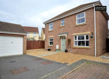Thumbnail 3 bed detached house for sale in Lancer Court, Grimsby