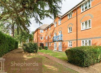 Thumbnail 1 bed flat for sale in St. Cross Court, Upper Marsh Lane, Hoddesdon, Hertfordshire