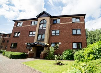 Thumbnail 2 bed flat for sale in Whitelea Court, Kilmacolm