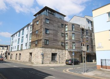 Thumbnail 2 bed flat to rent in Century Quay, 130-132 Vauxhall Street, Sutton Harbour, Plymouth
