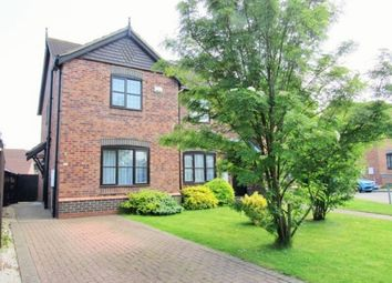 Thumbnail 2 bed semi-detached house to rent in Michael Foale Lane, Louth